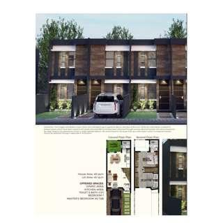 Own a 2BR House in LOT in Revolution Flavorscapes Mexico Pampanga