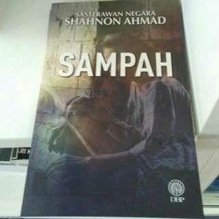 buku baru SAMPAH SHAHNON AHMAD