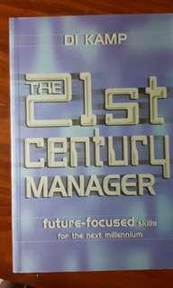 The 21st Century Manager by Di Kamp