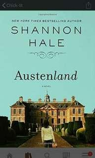 EBOOK austenland by shannon hale