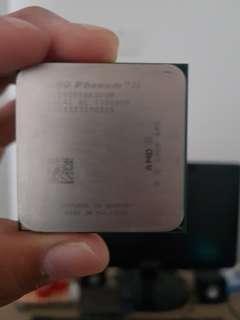 AMD Phenom II X4 955 Blck Edt 3.2gHz AM3