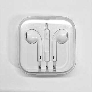 iPhone 6 6s  原裝耳機 EarPods 3.5mm