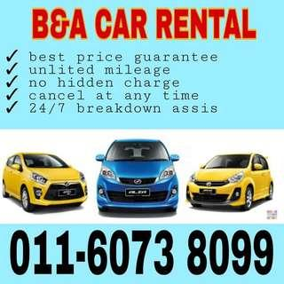 CAR RENTAL KL