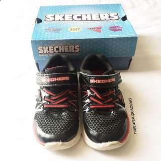 Sketchers Shoes 13cm Original / Sepatu anak / Sepatu toddler