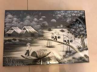 Authentic Vietnamese Painting