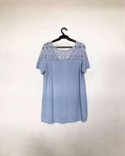 Zalora Laced Dress