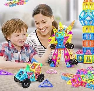 Creative Magnetic Building Toy