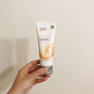 🚚 面膜 | 自我修復 乳狀面膜 南瓜和椰子成分 溫熱面膜 幫助放鬆 敏感肌膚