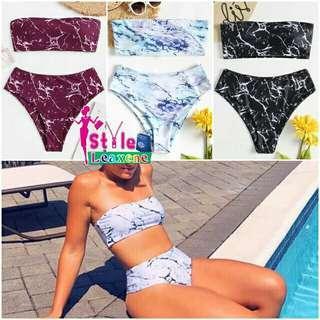 HW Bandeau Bikini Set