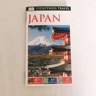 JAPAN travelling book