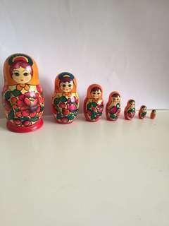 ROSE Russian doll