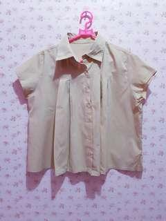 Buttoned top (fit to L)