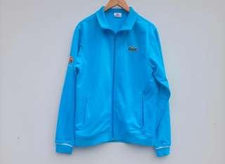 Lacoste Blue Jacket - 5/Large - Brand New Free Post