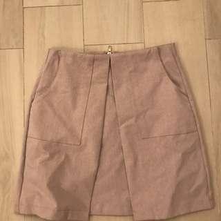 TEM Dusty Pink Skirt