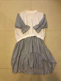 Korea 斯文裙