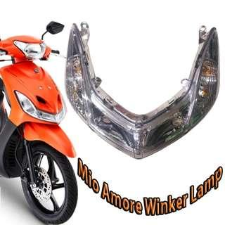 Winker Lamp Mio Amore with Bulbs Signal Light Assy