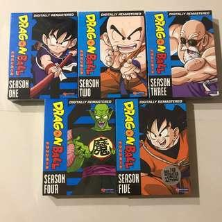 Anime dvd - Dragonball Complete series