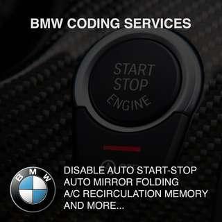BMW Coding Services