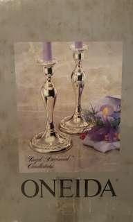 Oneida Candle Stands