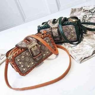 2 ways Sling Bags
