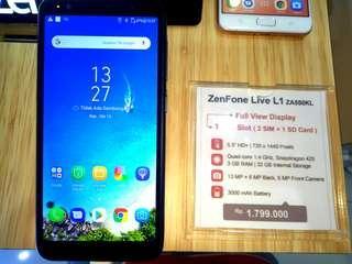 Asus Zenfone Live L1 Kredit Tanpa Cc