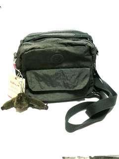 Dark Grey Kipling 3 Way Bag
