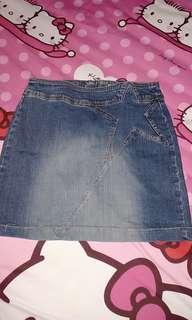 Rok mini jarang pakai