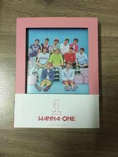 UNSEALED WANNA ONE: TO BE ONE ALBUM