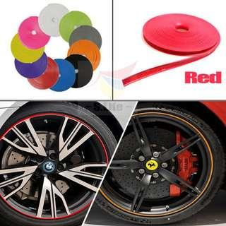 WHEEL RIM PROTECTOR UNIVERSAL ALL CARS