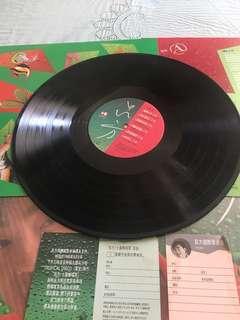 黑膠唱片 呂方 80年代產物並非復刻仲有歌迷會入會表格