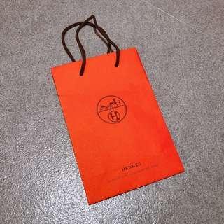 😎Hermes Paper Bag