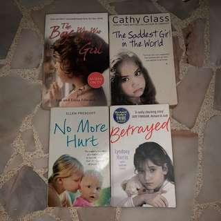 Cathy Glass books