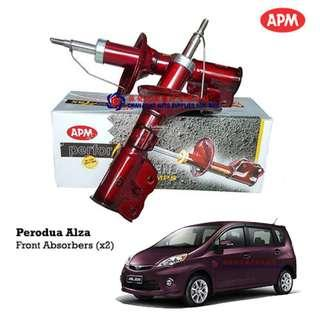 Perodua Alza APM Performax Sport Absorbers