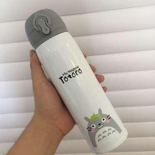 🆕Cute Totoro Vacuum Thermal Flask 650ml - Instock