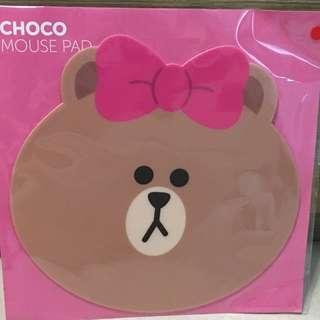 熊妹 Choco Mouse Pad 滑鼠墊