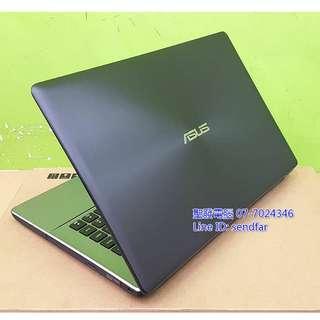 🚚 全新電池 高效美型獨顯 ASUS X450V i5-3230M 4G 500G 獨顯 DVD 14吋筆電 聖發二手筆電