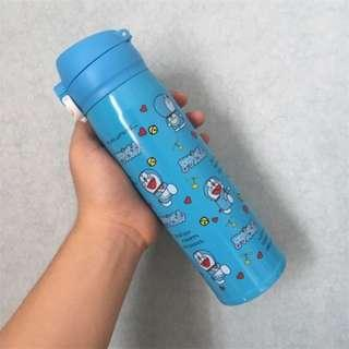🆕Cute Doraemon Vacuum Thermal Flask 650ml - Instock