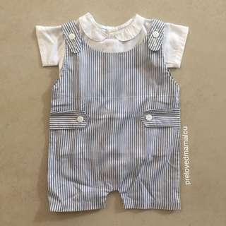 Prince George Jumpsuit / Jumper / Baju Pesta anak