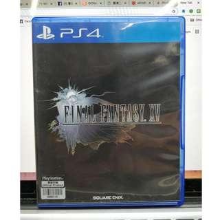 PS4 太空戰士15 中文 $150