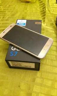 Samsung S7 (32GB/4GB/SME Set) ALMOST LIKE NEW