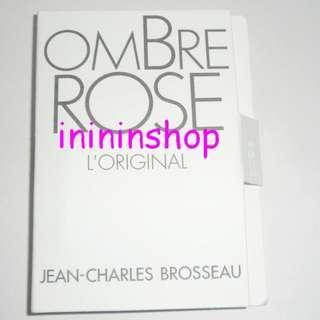全新原裝 Jean-Charles Brosseau Ombre Rose 香水皇后淡香水 2ml 包郵