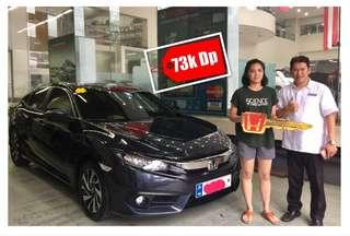 2018 Civic Honda Jazz city mobilio brv hrv crv