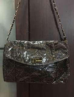 Charles and Keith Bag (Sling and Clutch)