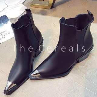 TC3032 Korea Designer Boots