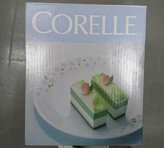 Corelle 康寧 碟 經典櫻花圖案
