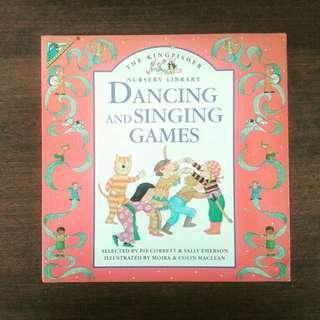 Dancing and singing dance