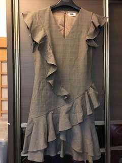 Sonia by Sonia Rykiel - ruffle dress