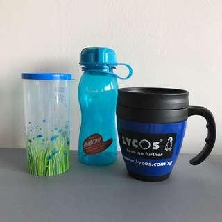 Cup Bottle Container