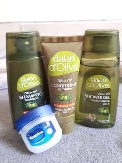 Dalah d'olive Shampoo