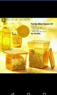 Family mate by tupperware dpt 2 pc